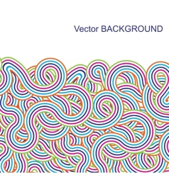 Ornamental background pattern for your design vector
