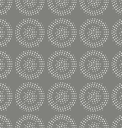 Sweet dots seamless background vector