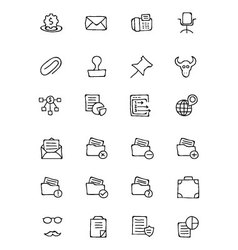 Finance hand drawn doodle icons 8 vector