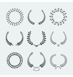 Element for heraldry vector