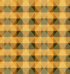 Vintage strokes seamless pattern vector