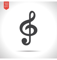 Music icon eps10 vector