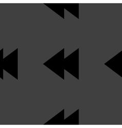 Multimedia control web icon flat design seamless vector