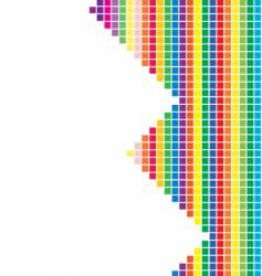 Colour squares vector