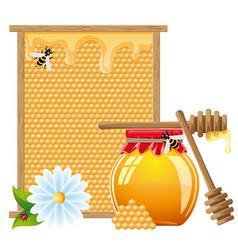 Honey 04 vector
