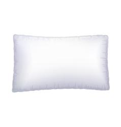 White pillow vector