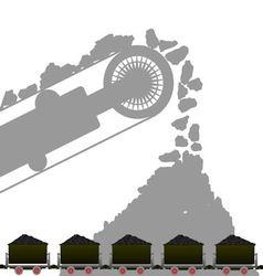 Coal industry 1 vector