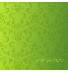 Wallpaper flower background vector