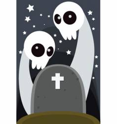 Ghost grave vector