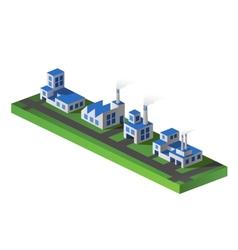 Factories vector