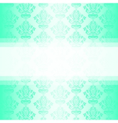 Turquoise wallpaper vector