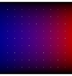Red blue and purple shining disco equalizer vector