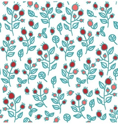 Berry seamless vector