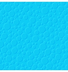 Seamless texture with circle abstract background vector