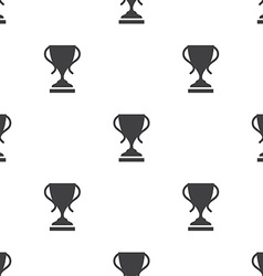 Cup seamless pattern vector