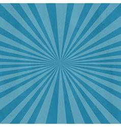 Retro burst background vector