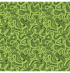 Green blobs vector