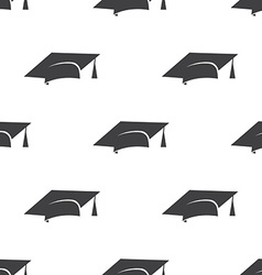 Education symbol seamless pattern vector