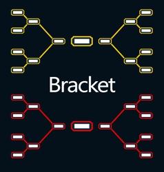Bracket vector