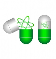 Atom in capsule vector