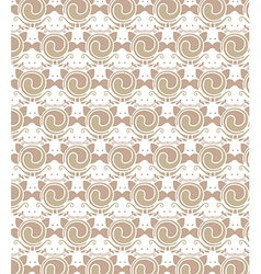 Beige pattern vector