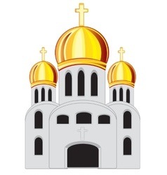 Building church vector