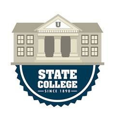 State college vector