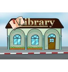 A library vector