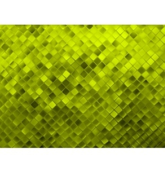 Green glitter background vector