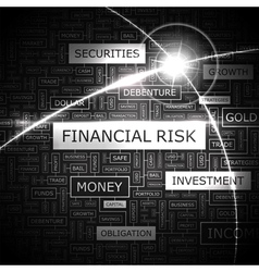 Financial risk vector