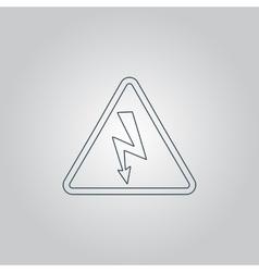 High voltage - vector
