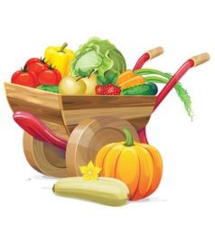 Barrow vegetable vector