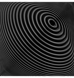 Design monochrome circular movement background vector