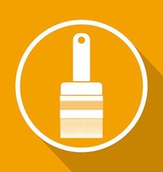 Icon button design vector