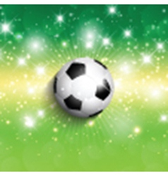 Football soccer background vector