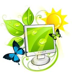 Environment friendly computer vector