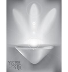 Display case vector