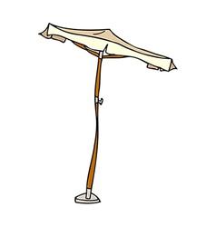 A view of parasol vector