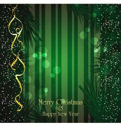 Christmas festive vector
