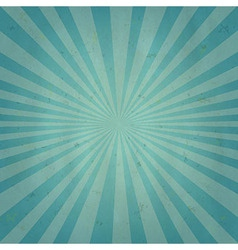 Old sun burst background vector