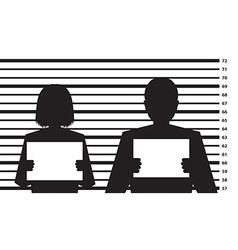 Criminal record vector