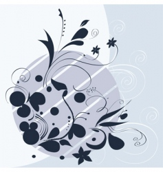 Decoration element vector