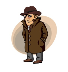Detective or spy vector