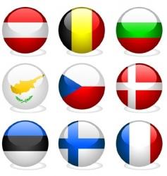 Europe union vector