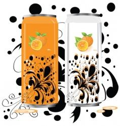Energy drinks vector