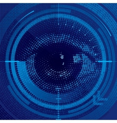 Binary eye vector
