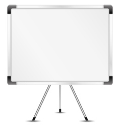 Whiteboard vector