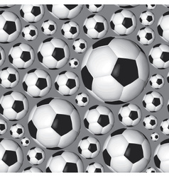 Soccer or football ball pattern eps10 vector