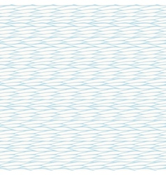 Seamless pattern with abstract geometric waves vector