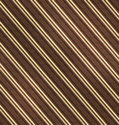 Vintage diagonal stripes seamless pattern vector